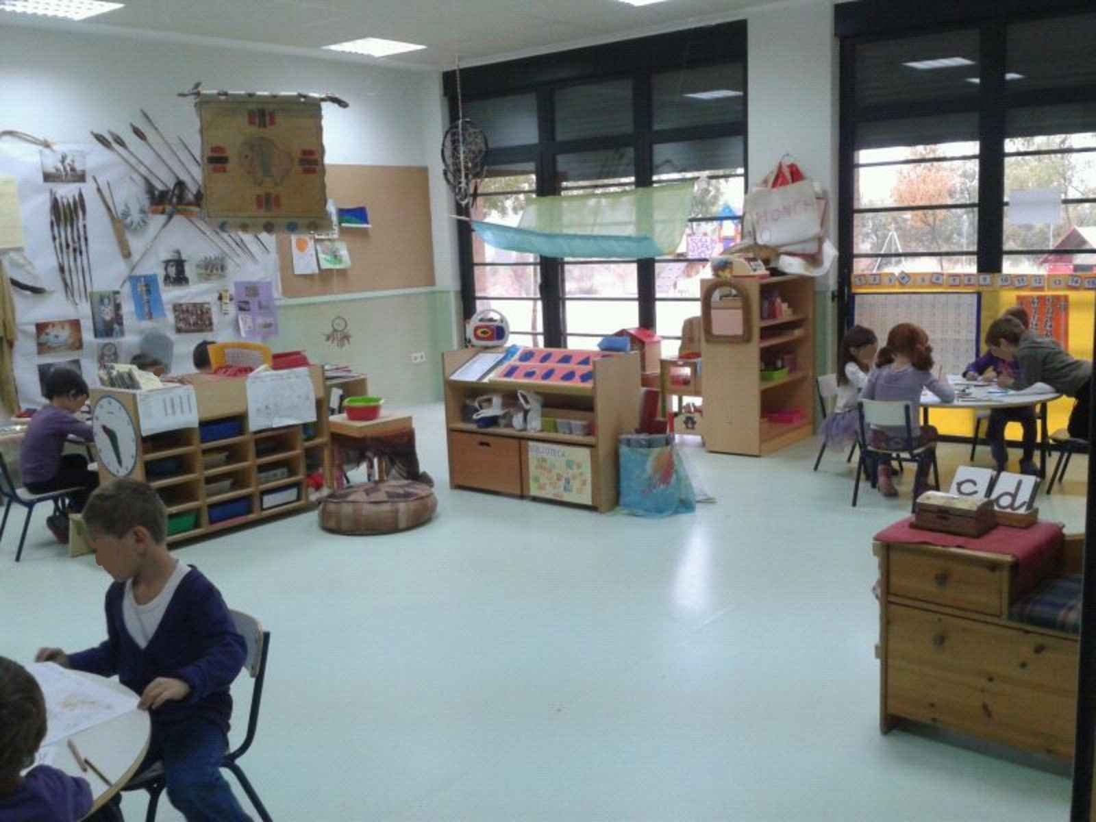 Montessori para todos, en la Escuela Pública