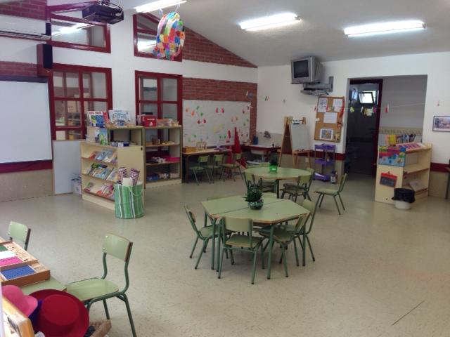 Blog montessori para todos for Muebles para aulas