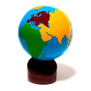 globo-continentes