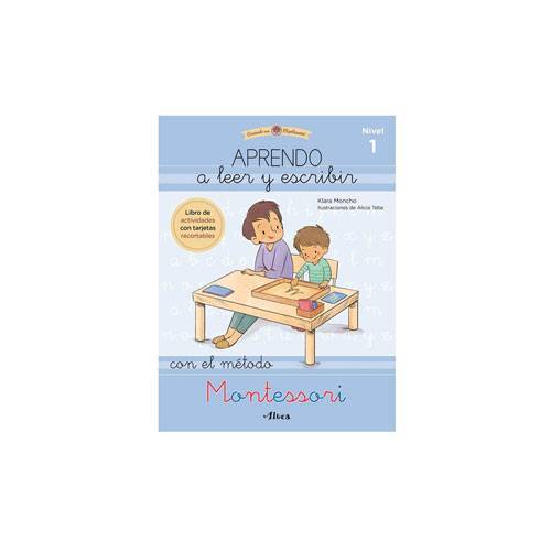 Cuadernos Montessori para niños