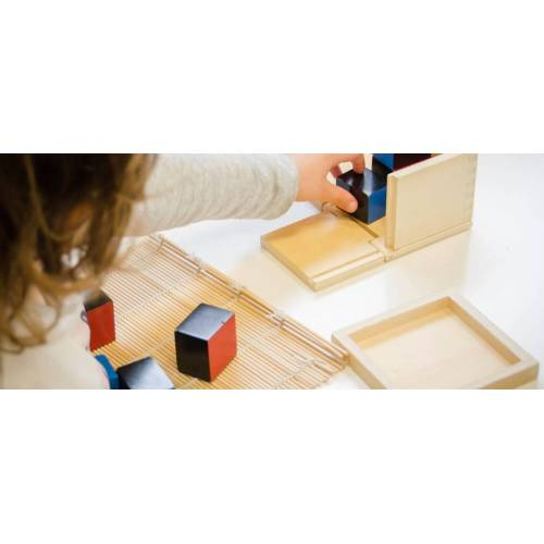 Matemáticas Montessori