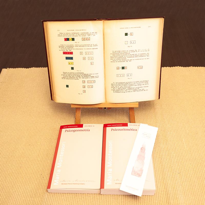 LIbro montessori araluce original